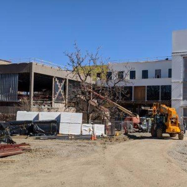 engineering auditorium north expansion