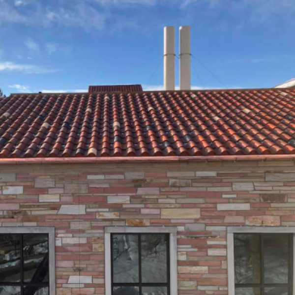 exterior roofing