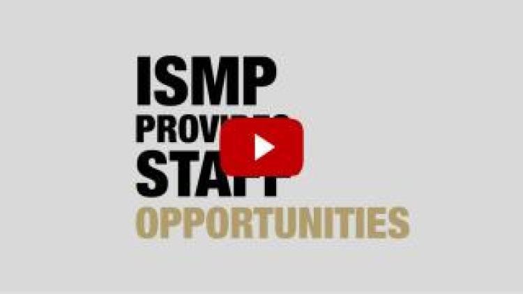 ISMP program video