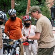 university of Colorado employees receive free electric bikes