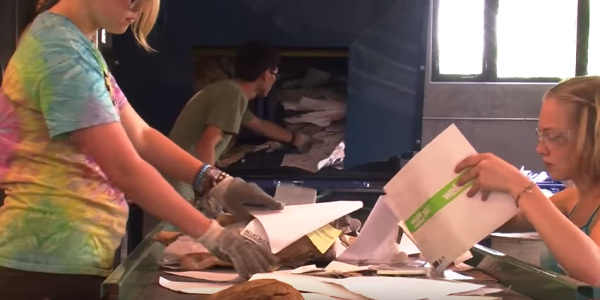 Recycling Center Film