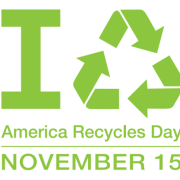 America Recycles Day - November 15