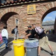 Green Stampede at CU: making Athletics more environmentally sustainable