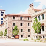 Baker Hall at CU-Boulder