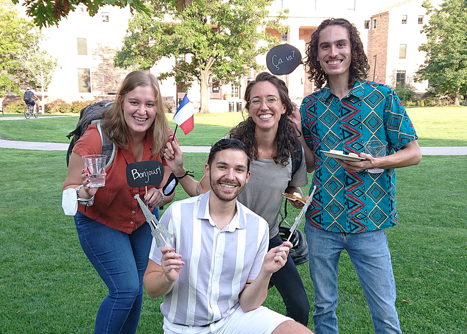 French MA Students - Fall 2021