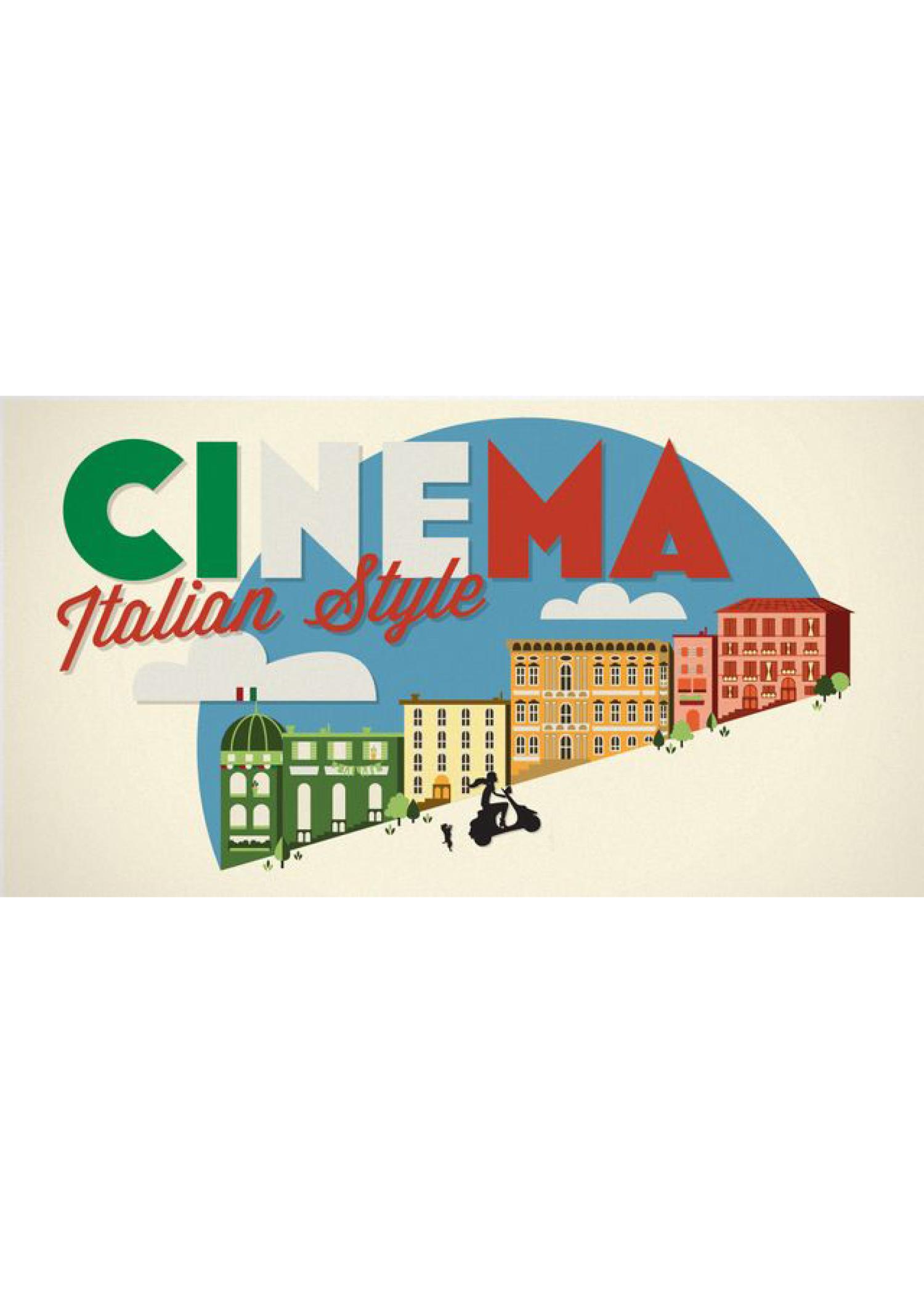 Cinema! Italian Style!