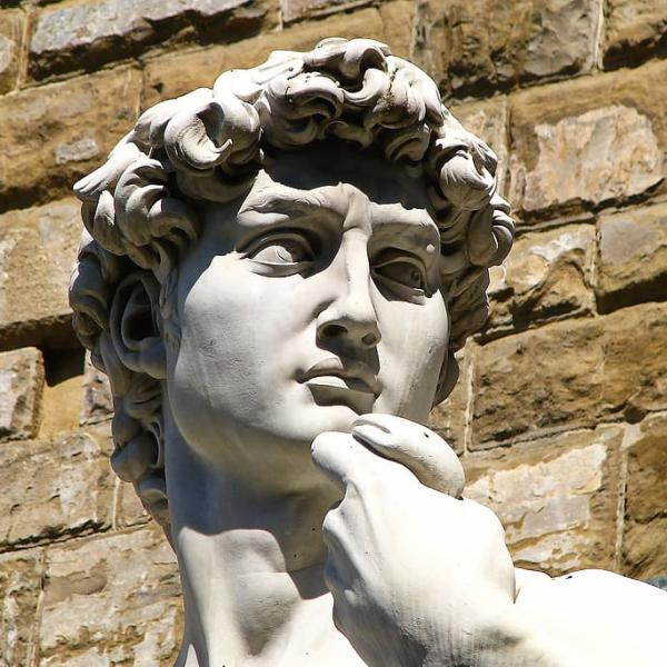 Statue of David - Michaelangelo