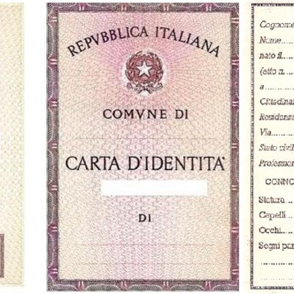 Italian Certificate