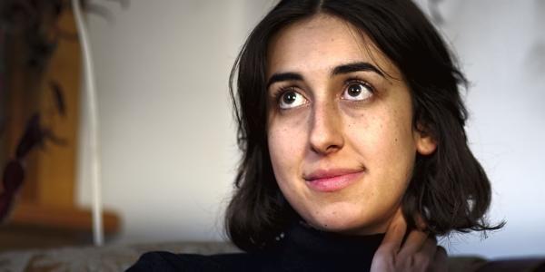 Portrait of Jasmine Vojdani