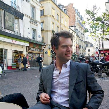 Picture of Charlie in Paris