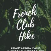 French Club Hike