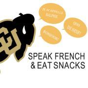 CU buffalo speaking in French