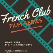 French Club Film Series