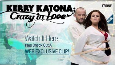 Kerry Katona - Crazy in Love Advertisement