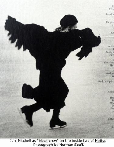 Joni Mitchell on ice