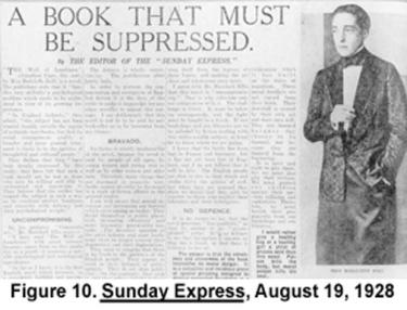Sunday Express, August 19, 1928
