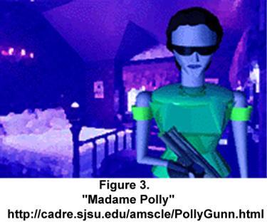 //cadre.sjsu.edu/amscle/PollyGunn.html
