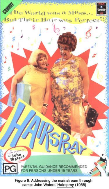 John Waters' Hairspray (1988)
