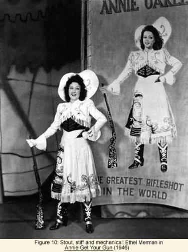 Ethel Merman in Annie Get Your Gun (1946)