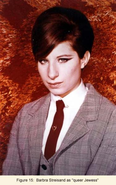 "Barbara Streisand as ""queer Jewess"""