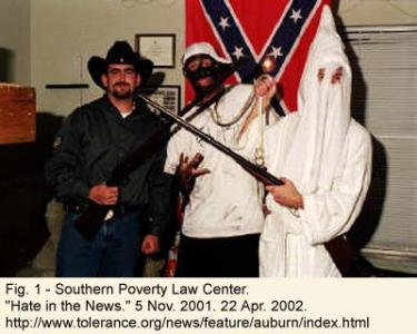 """Southern Poverty Law Center - """"Hate in the News"""""""