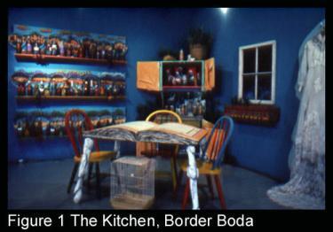 The Kitchen, Border Boda