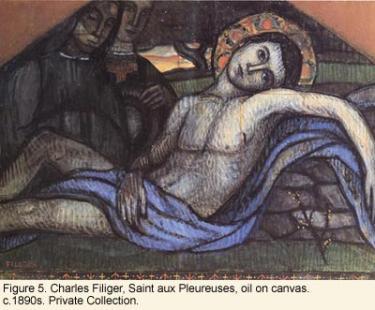 Saint aux Pleureuses