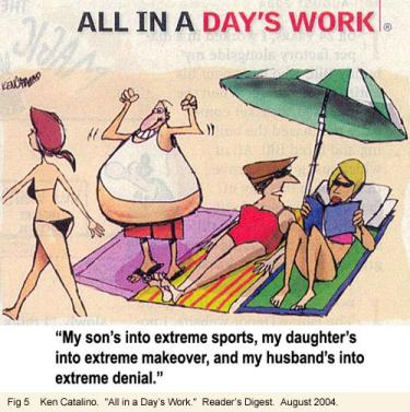 """""""All in a Day's Work"""" comic strip"""
