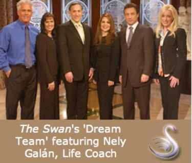The Swan's 'Dream Team' featuring Nely Galan, Life Coach