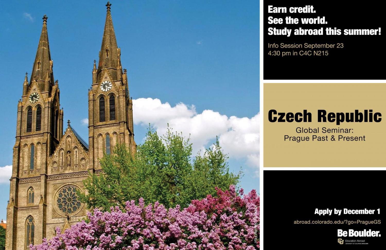 Prague Global Seminar poster