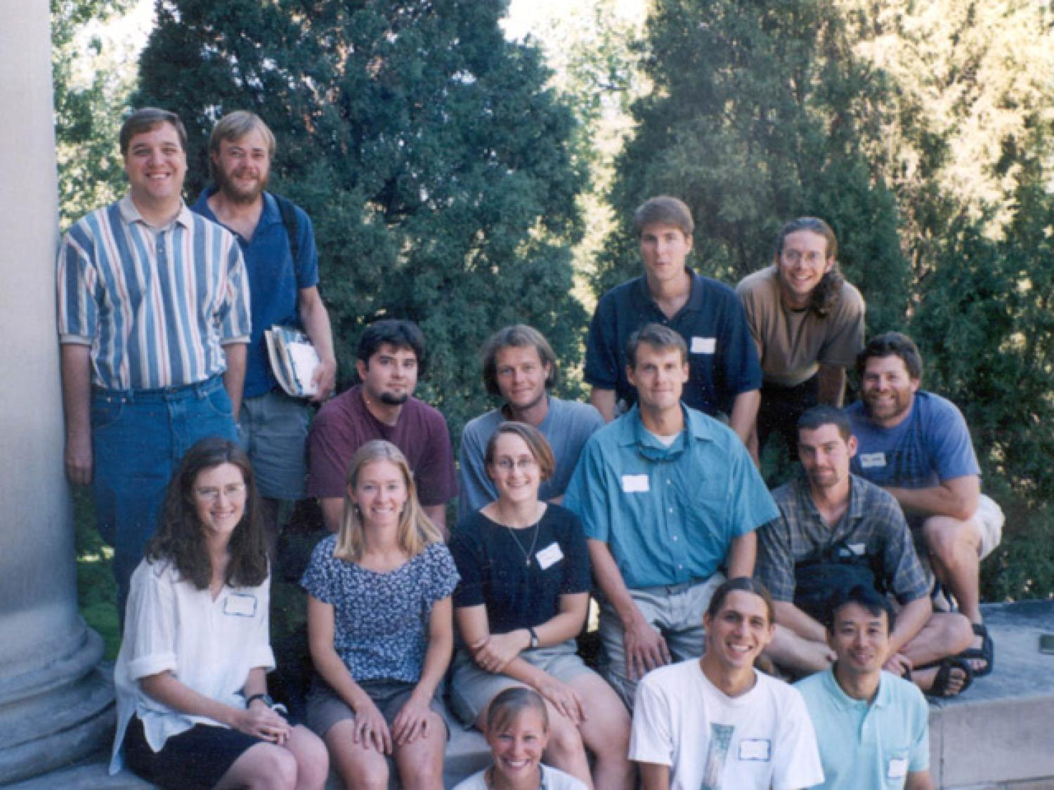 Graduate Group Photos Since 1994 Geography