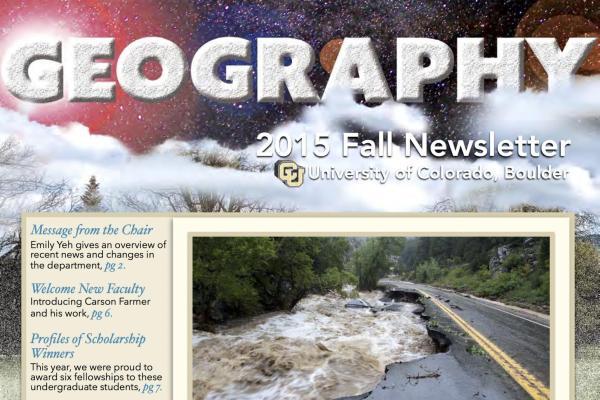 2015 Fall newsletter cover