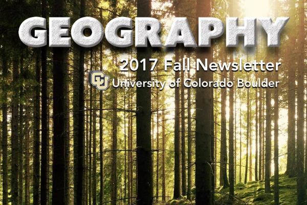 2017 Fall Newsletter cover
