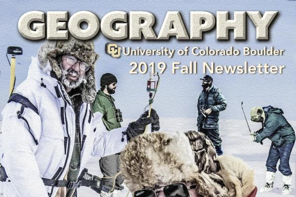 2019 Fall Newsletter Cover
