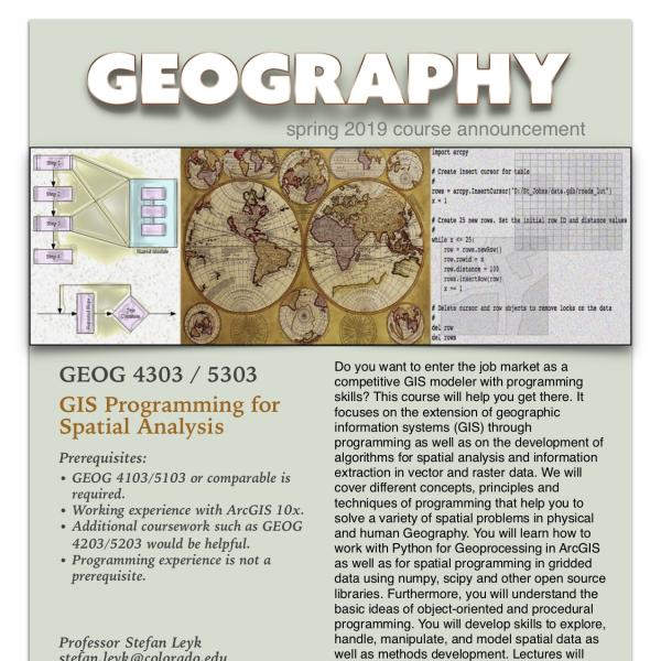GEOG 4303 Poster