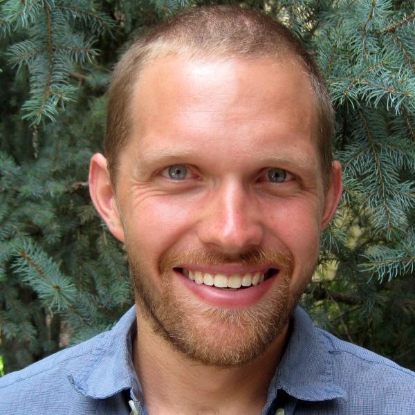 Adam McCurdy Portrait