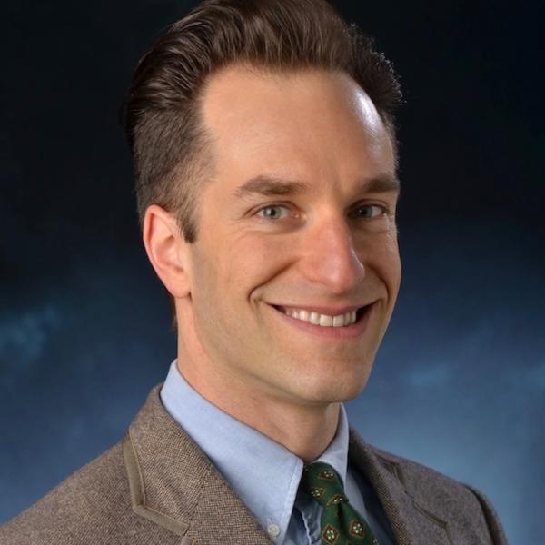 Adam Williams Portrait