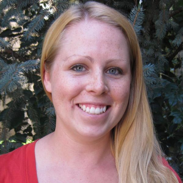 Allison Hurley Portrait