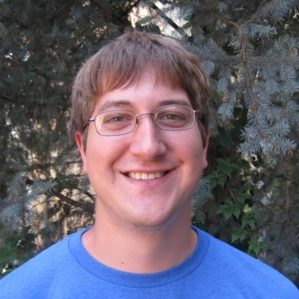 Andrew Stauffer Portrait