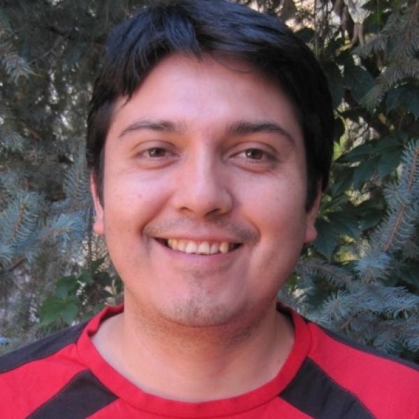 Claudio Alvarez Portrait