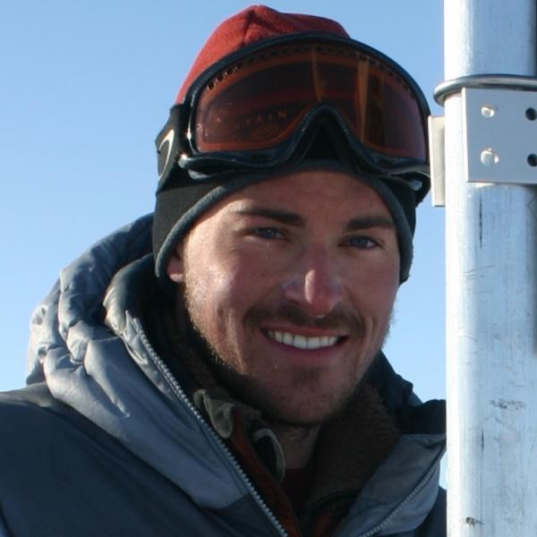 Daniel McGrath Portrait