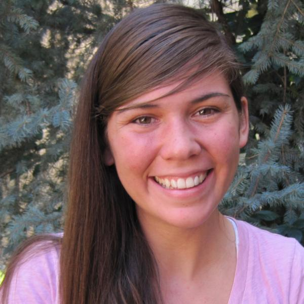Danielle Perrot Portrait