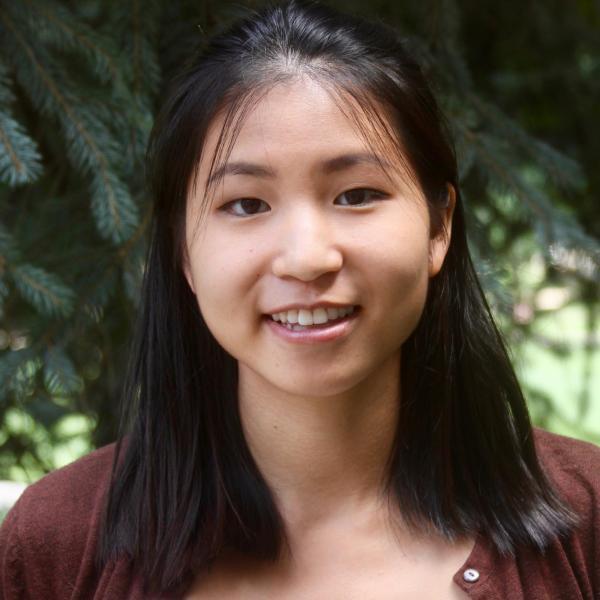 Gina Li photo portrait
