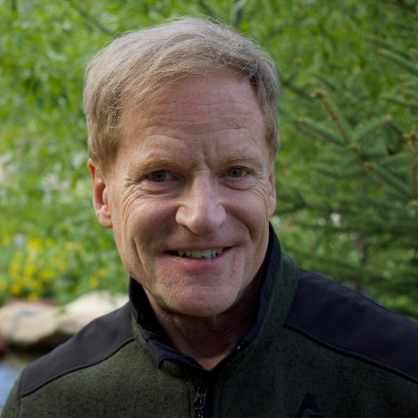 Jeff Nicholson photo portrait