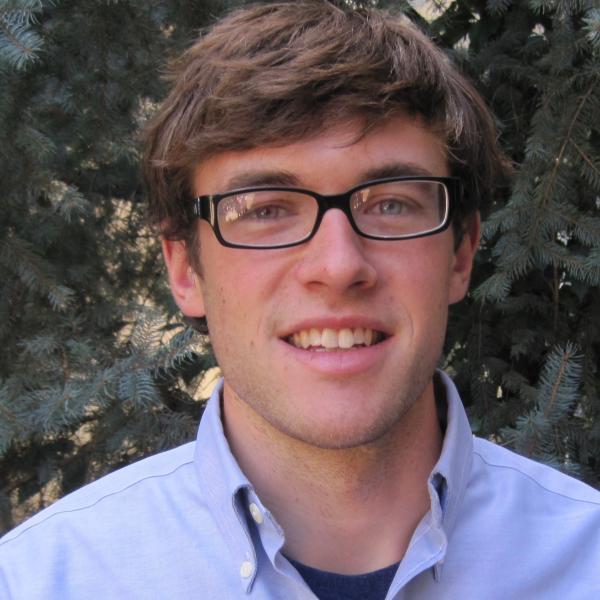 Patrick Kelly Portrait