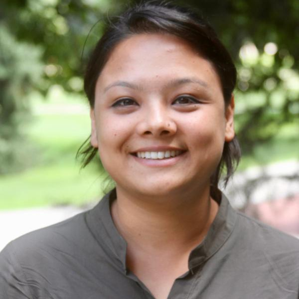 Richa Shakya photo portrait
