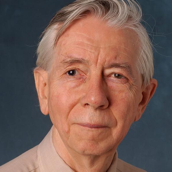 Roger Barry photo portrait