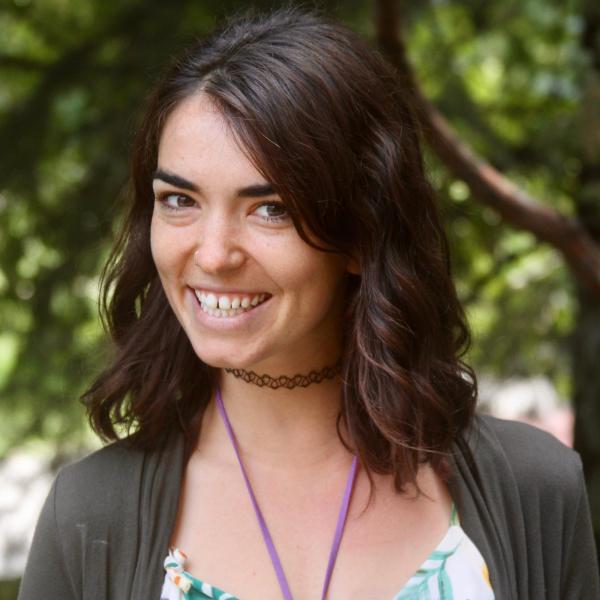 Sarah Posner photo portrait