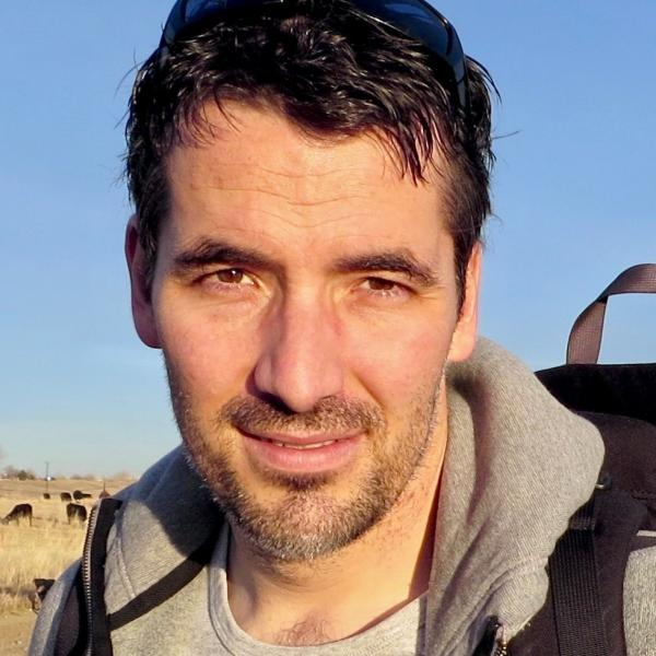 Stefan Leyk photo portrait