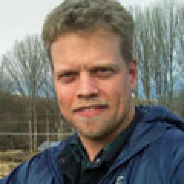 Travis Klingberg Portrait